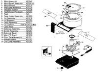 Dynac III Parts Listing