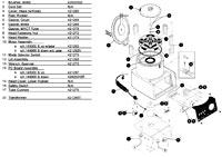 Triac Parts Listing