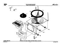 Labofuge 400 Parts Listing